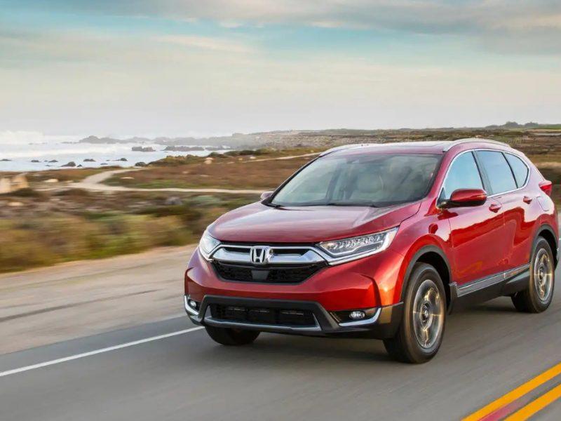 Honda CR-V : un incontournable dans la gamme des VUS compacts
