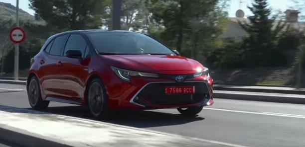 Essai Toyota Corolla Hybride 2019