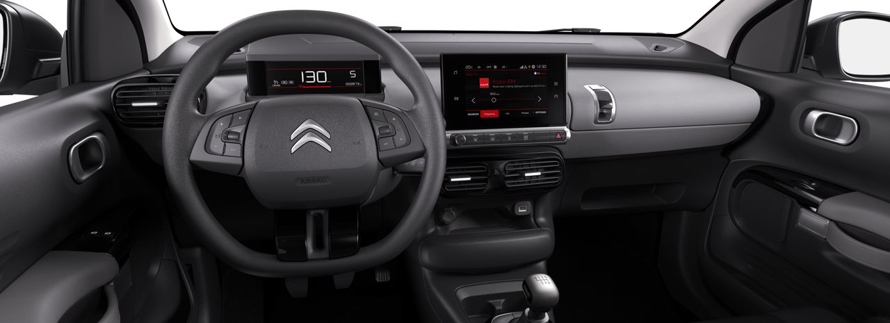 autoradio gps android citroen c4 prise en main et test. Black Bedroom Furniture Sets. Home Design Ideas