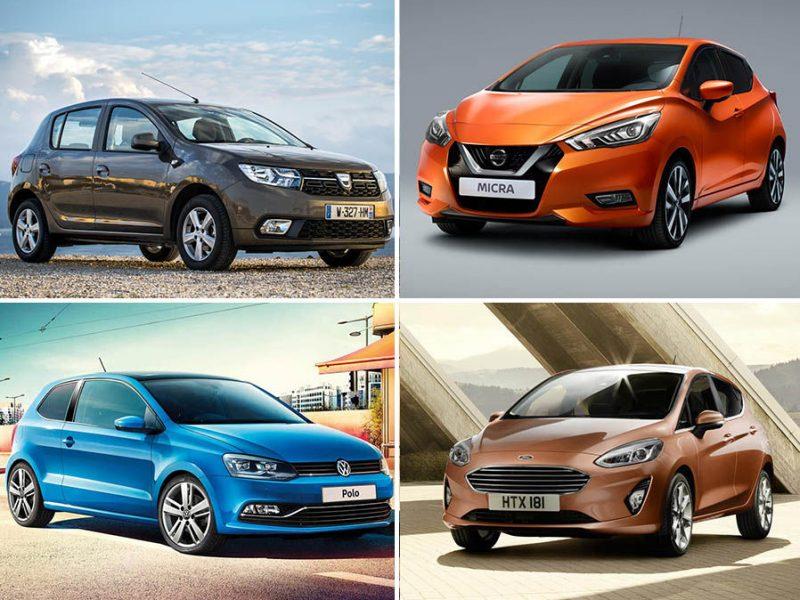 Supermini : des petites voitures à succès sur le marché automobile