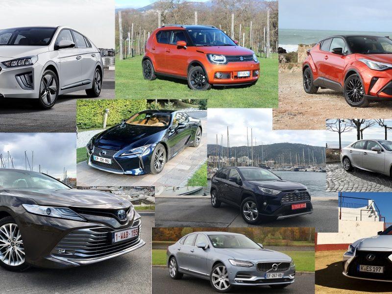 Classement des meilleurs marques de voiture