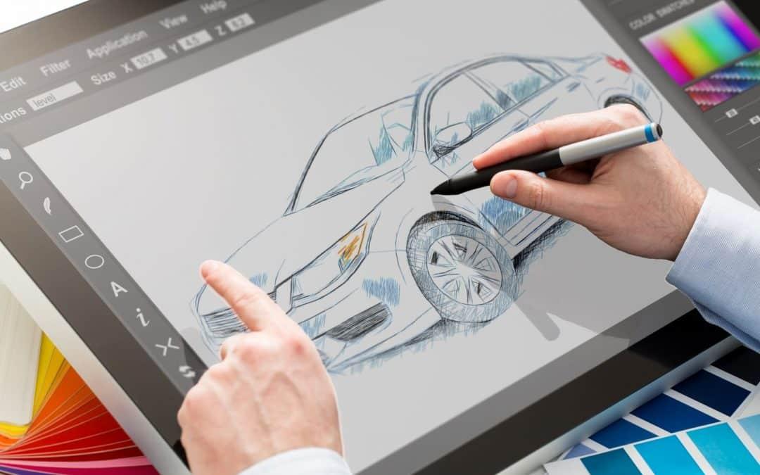designer automobile